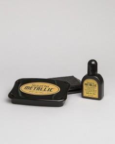 """Tinta Premium """"Ouro Metálico"""""""