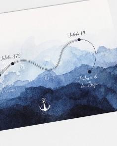 """Mapa """"Água"""""""